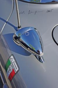 Mercedes- Benz 300SL Roadster mirror
