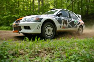 2007 Rally-America Susquehannock Trail Performance Rally (National/Regional)
