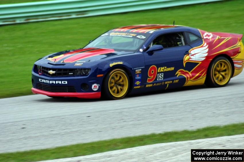 Matt Bell John Edwards Chevy Camaro Gsr