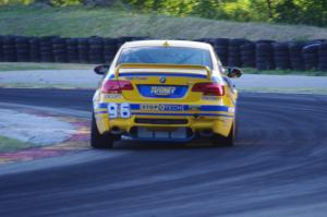 Bill Auberlen / Paul Dalla Lana BMW M3 Coupe