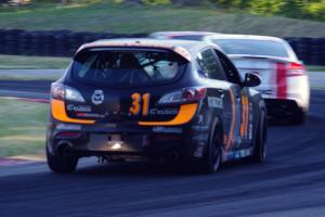 Pierre Kleinubing / David Knight Mazda Speed 3