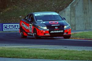 John Kuitwaard / David Thilenius Honda Civic Si