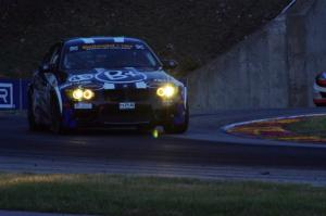 Al Carter / Hugh Plumb BMW M3 Coupe