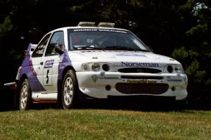 Stig Blomqvist / Lance Smith Ford Escort Cosworth RS