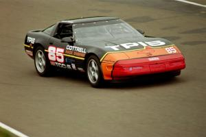 Rich Gardner's ITE Chevy Corvette