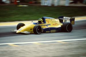 Paul Tracy's March 86A/Buick