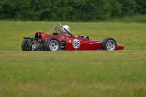 Jeff Ingebrightson's Caldwell D9 Formula Ford
