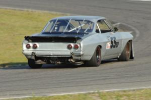 Jim Brandberg's E Production Chevy Corvair