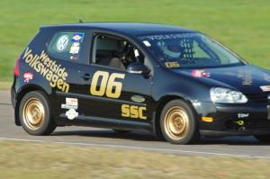 Steve Hendricks's SSC VW Rabbit