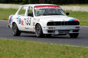 Tubby Butterman Racing BMW 325