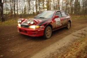 2011 Rally-America/MaxAttack! Lake Superior Performance Rally (Regional)