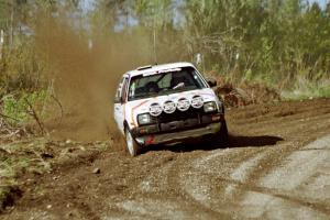 2000 SCCA Headwaters Club Rally