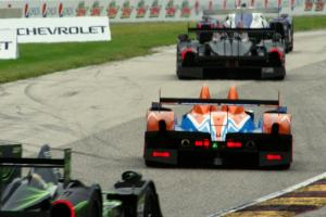 Prototypes battle late in the race