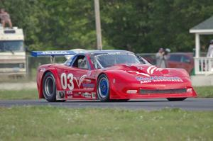 Jim McAleese's Chevy Corvette