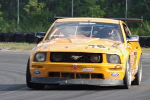 Chuck Cassaro's Ford Mustang