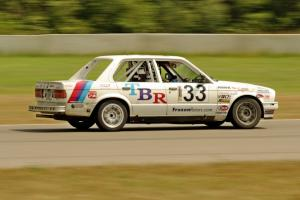 Tubby Butterman Racing BMW 325i