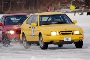 2015 IIRA Ice Racing: Event #3 Altoona, WI (Lake Altoona)
