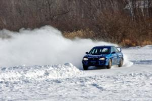 2015 IIRA Ice Racing: Event #7 Rush City, MN (Rush Lake)