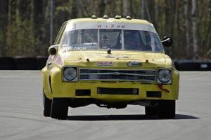 Richard Nixon Racing Opel Ascona