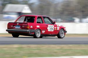 Cheap Shot Racing BMW 325is
