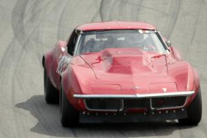Phil Neal's Chevy Corvette