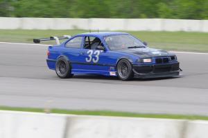 Terry Orr's ITE-1 BMW M3