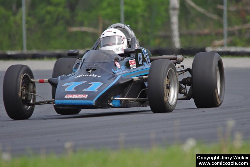 Curtis Rehder\'s Lola T-440 Club Formula Ford