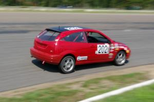 Three Sheets Racing Ford Focus ZX3