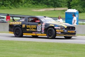 Preston Calvert's Ford Mustang Boss 302