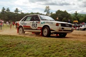 2001 SCCA Maine Forest Pro Rally
