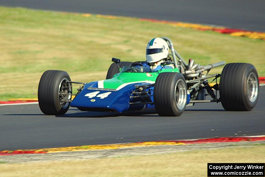 Matt Primack\'s Lotus 59/69