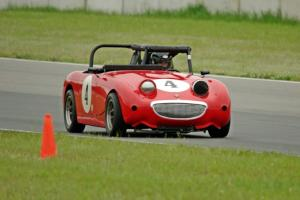 Tom Daly's Austin-Healey Sprite
