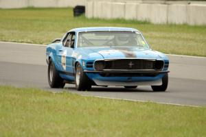 Brian Kennedy's Ford Mustang Boss 302