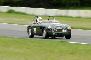 Dan Powell's Austin-Healey 3000