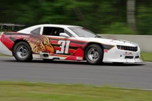 Tim Gray's GT-2 Chevy Camaro