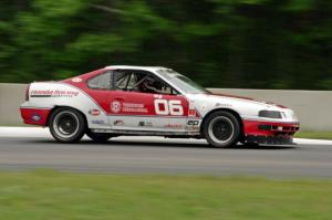Dan Hedley's E Production Honda Prelude