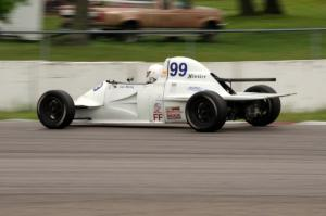 Alan Murray's Swift DB-1 Formula Ford