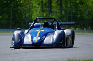 Nate Smith's P2 Radical SR3