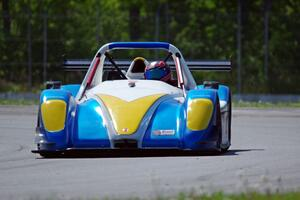 Jose Borrero's P2 Radical SR3