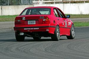 Ambitious But Rubbish Racing BMW 325