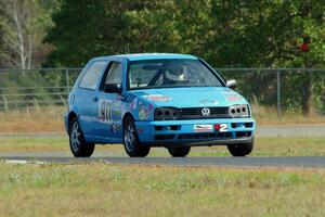 Blue Sky Racing VW Golf
