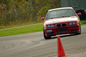 In the Red 1 BMW M3