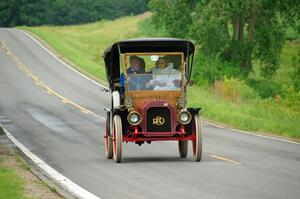 Dave Grose's 1909 REO