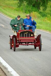 Jeff Hasslen's 1904 Franklin