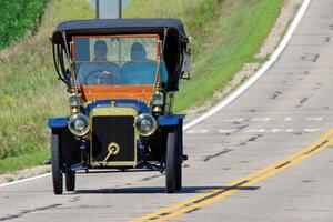 Tim Kelly's 1907 Ford