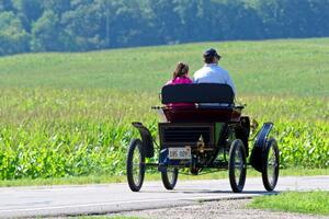 Dave Shadduck's 1902 Oldsmobile
