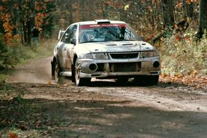 2001 SCCA Lake Superior Pro Rally