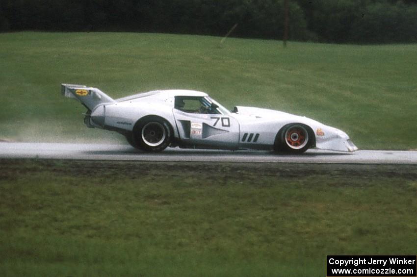 Larry Stephens Greenwood Gt Corvette