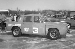 Tim Gorney's Archer Racing Renault R8 Gordini