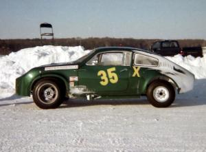 Jerry Orr's Mini Marcos